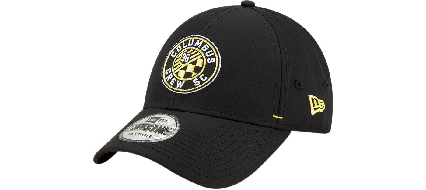 New Era Men's Columbus Crew 9Forty Dash Adjustable Hat