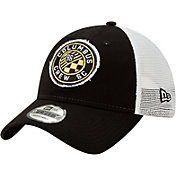 New Era Men's Columbus Crew 9Forty Trucker Adjustable Hat