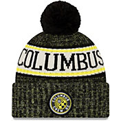 New Era Men's Columbus Crew Sport Knit Beanie