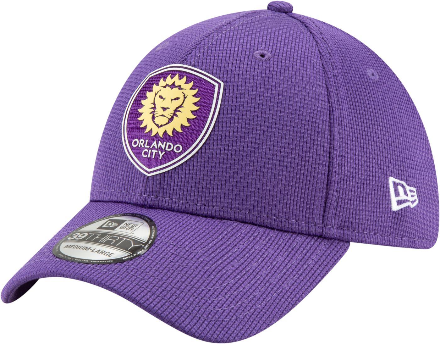 MLS Men's Orlando City 39Thirty Stretch Fit Hat