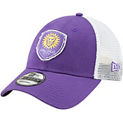 New Era Men's Orlando City 9Forty Trucker Adjustable Hat