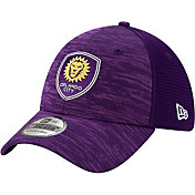 New Era Men's Orlando City Classic 39Thirty On Field Stretch Fit Hat