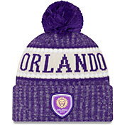 New Era Men's Orlando City Sport Knit Beanie