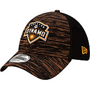 New Era Men's Houston Dynamo Classic 39Thirty On Field Stretch Fit Hat
