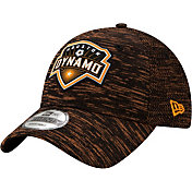 New Era Men's Houston Dynamo 9Twenty On Field Adjustable Hat