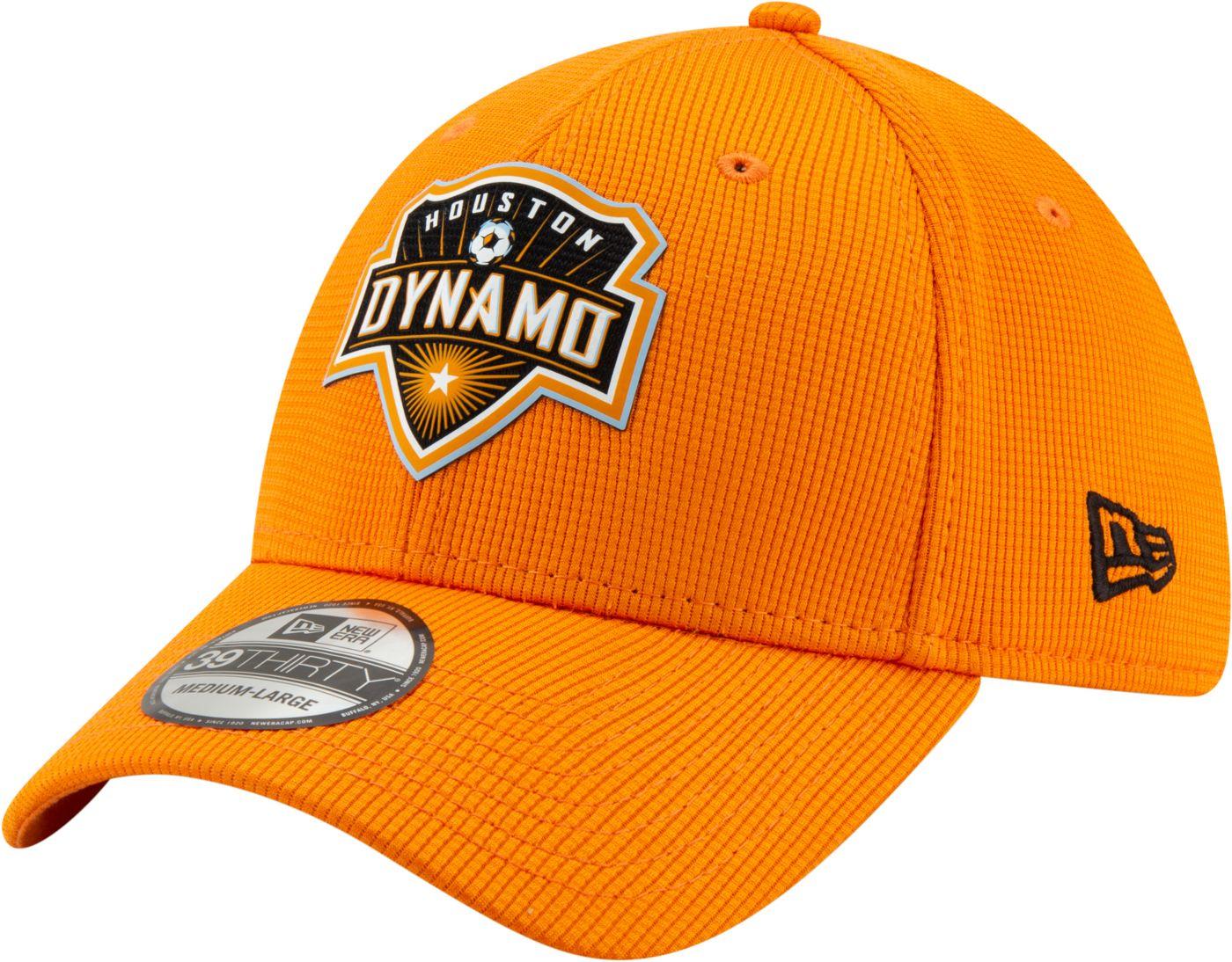 MLS Men's Houston Dynamo 39Thirty Stretch Fit Hat