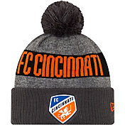 b3981d887 Product Image · MLS Men's FC Cincinnati Pom Knit Beanie