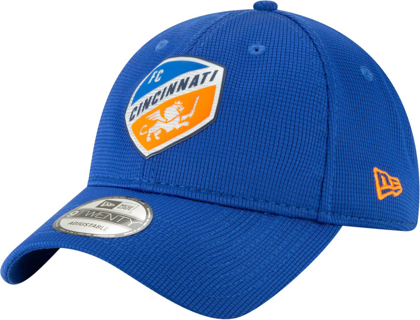MLS Men's FC Cincinnati 9Twenty Adjustable Hat