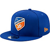 MLS Men's FC Cincinnati 9Fifty Snapback Adjustable Hat