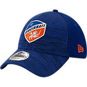 New Era Men's FC Cincinnati Classic 39Thirty On Field Stretch Fit Hat