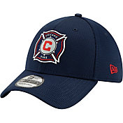 MLS Men's Chicago Fire 39Thirty Stretch Fit Hat