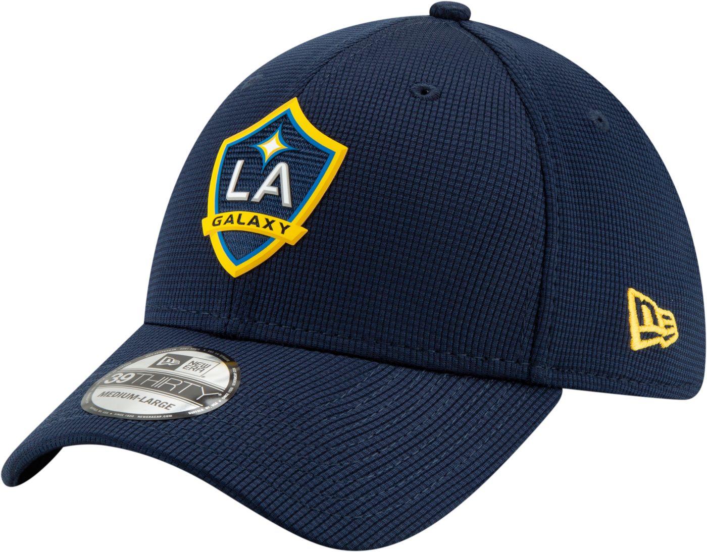 MLS Men's Los Angeles Galaxy 39Thirty Stretch Fit Hat