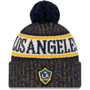 New Era Men's Los Angeles Galaxy Sport Knit Beanie