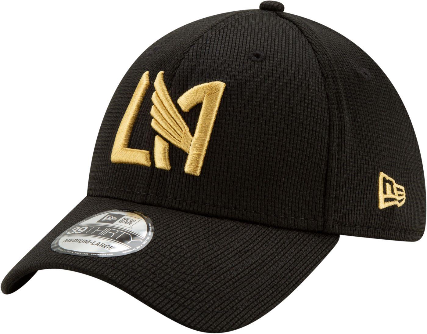 MLS Men's Los Angeles FC 39Thirty Stretch Fit Hat