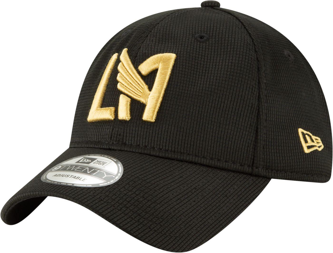 MLS Men's Los Angeles FC 9Twenty Adjustable Hat