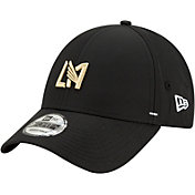 New Era Men's Los Angeles FC 9Forty Dash Adjustable Hat