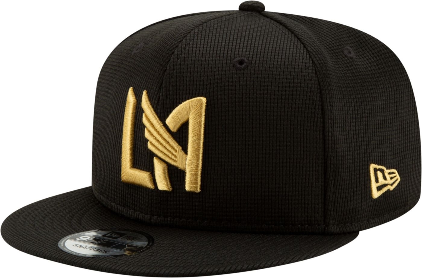 MLS Men's Los Angeles FC 9Fifty Snapback Adjustable Hat