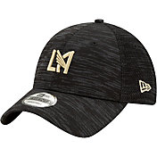 New Era Men's Los Angeles FC 9Twenty On Field Adjustable Hat