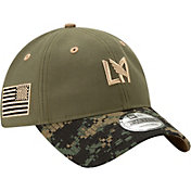 New Era Men's Los Angeles FC Military Appreciation 9Twenty Adjustable Hat