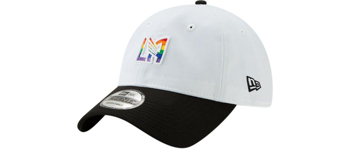 New Era Men's Los Angeles FC Pride 9Twenty Adjustable Hat
