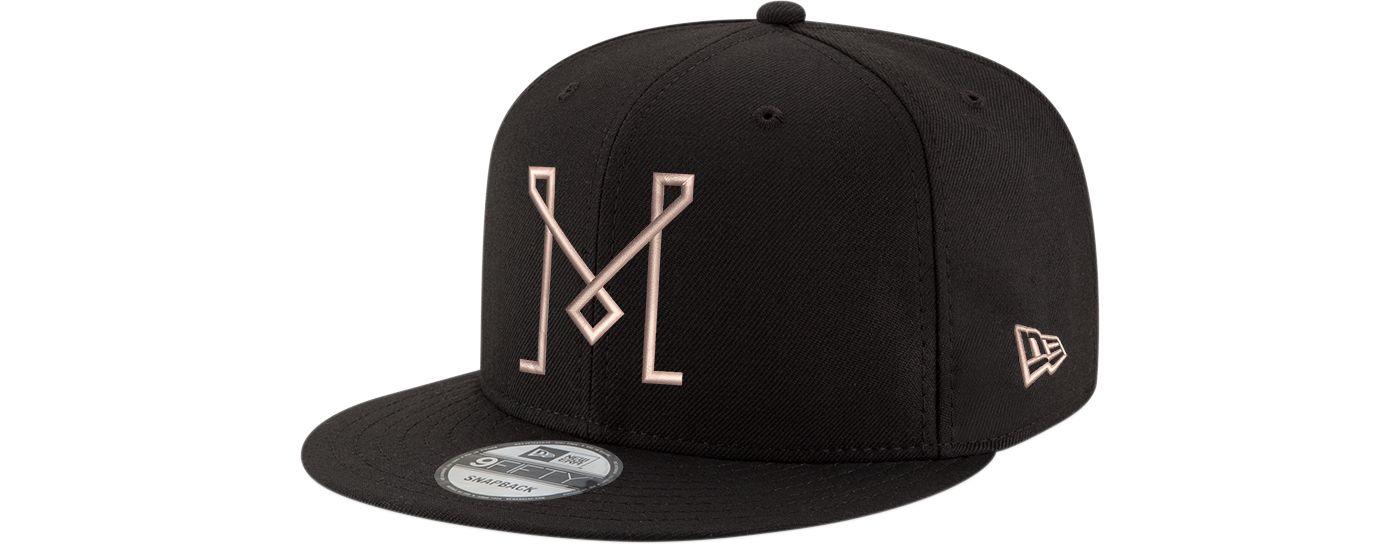 New Era Men's Inter Miami CF 9Fifty GCP Adjustable Snapback Hat