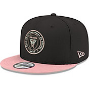 New Era Men's Inter Miami CF 9Fifty Adjustable Snapback Hat