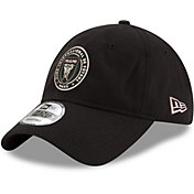 New Era Men's Inter Miami CF Primary Logo 9Twenty Adjustable Hat