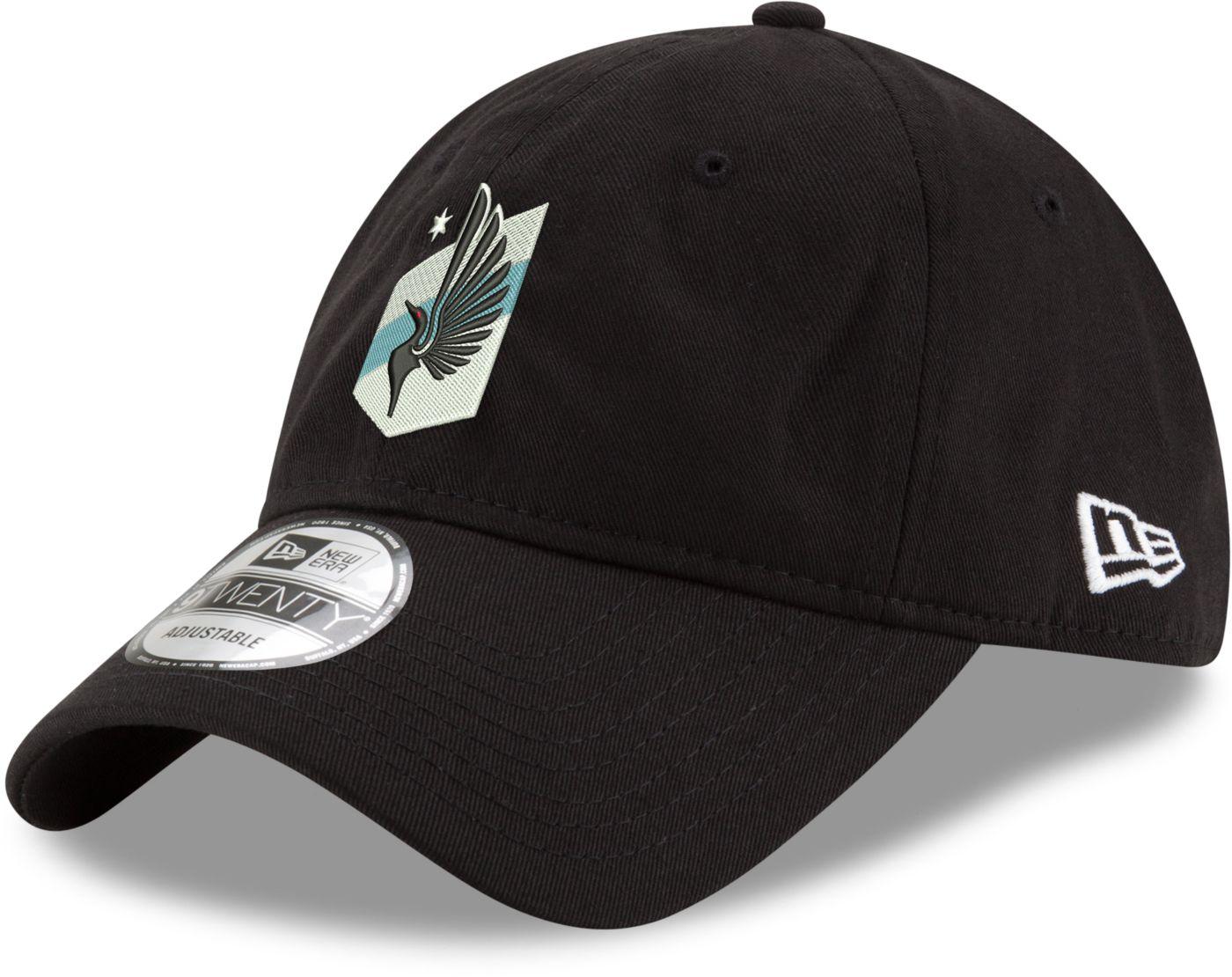 New Era Men's Minnesota FC 9Twenty Adjustable Hat