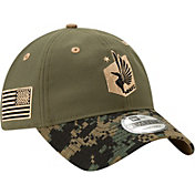 New Era Men's Minnesota United FC Military Appreciation 9Twenty Adjustable Hat
