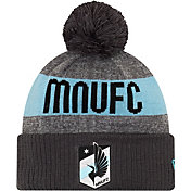 MLS Men's Minnesota United FC Pom Knit Beanie