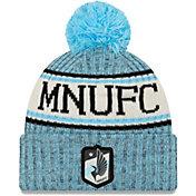 New Era Men's Minnesota United FC Sport Knit Beanie