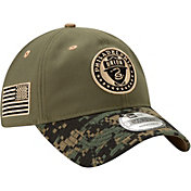 New Era Men's Philadelphia Union Military Appreciation 9Twenty Adjustable Hat