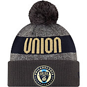 MLS Men's Philadelphia Union Pom Knit Beanie