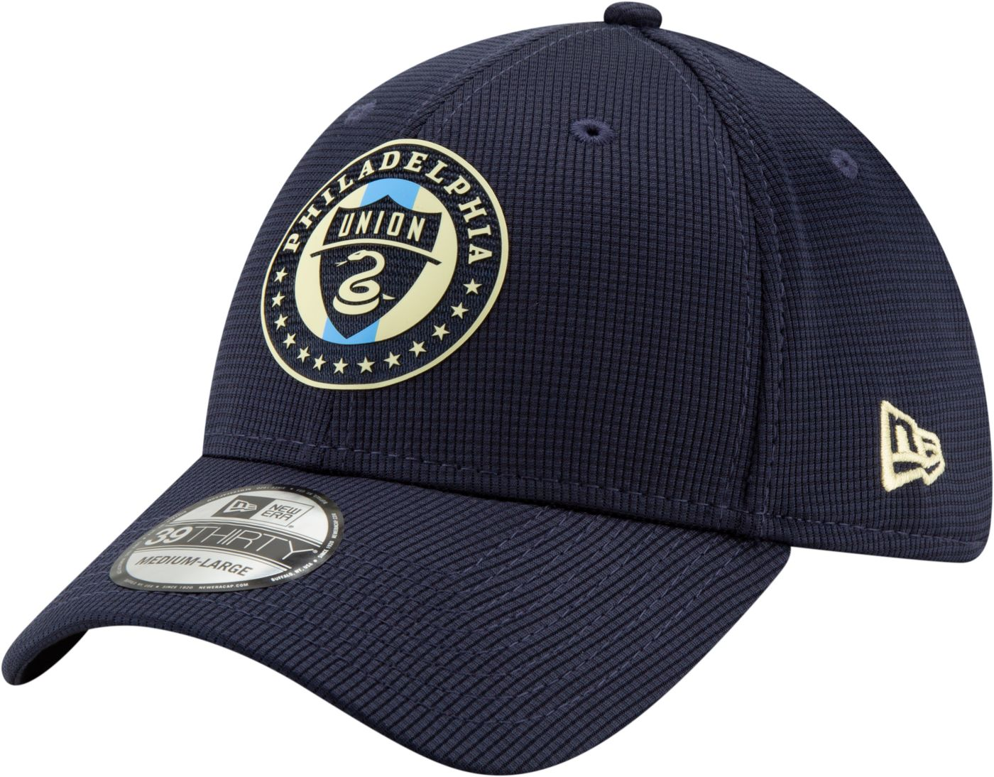 MLS Men's Philadelphia Union 39Thirty Stretch Fit Hat