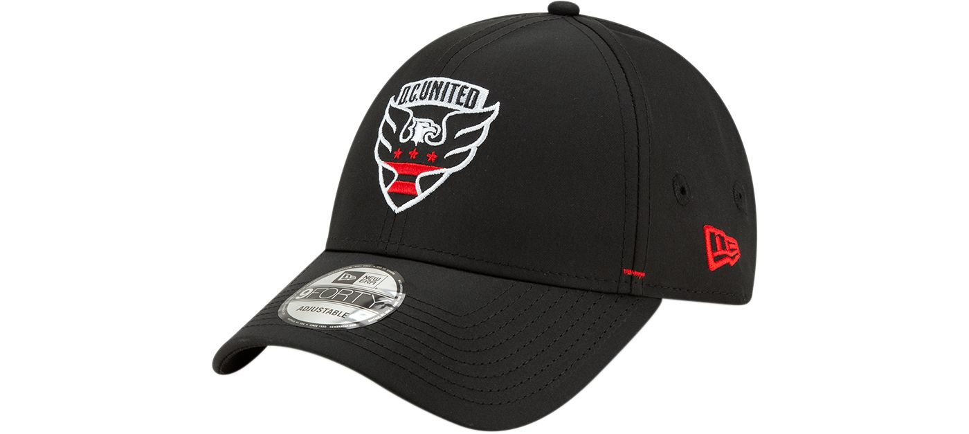 New Era Men's D.C. United 9Forty Dash Adjustable Hat
