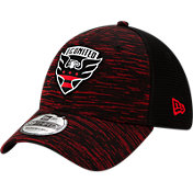 New Era Men's D.C. United Classic 39Thirty On Field Stretch Fit Hat