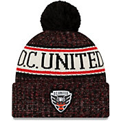 New Era Men's D.C. United Sport Knit Beanie