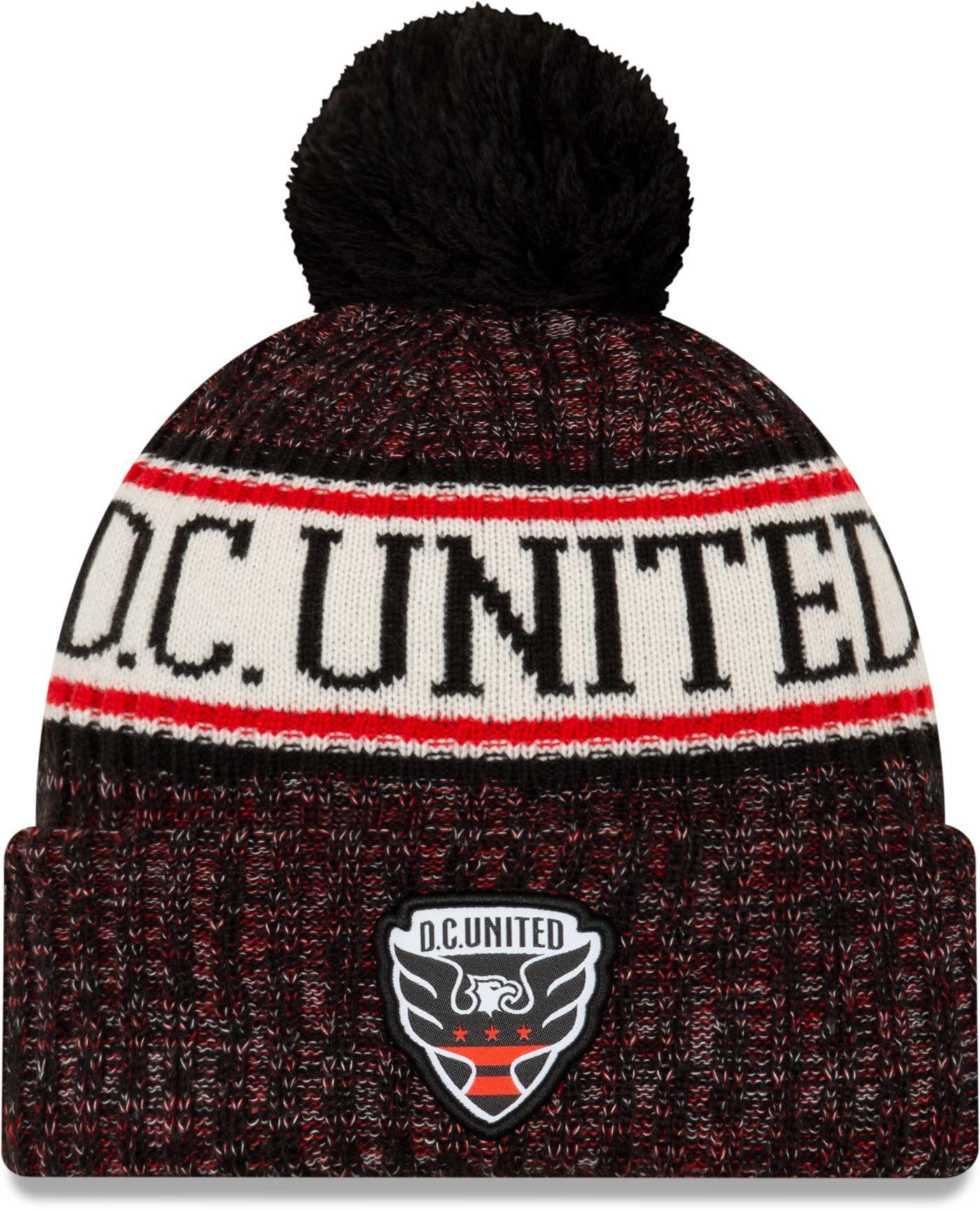 New Era Men's D.C. United Sport Knit Beanie