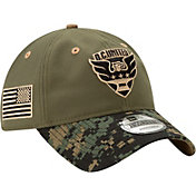 New Era Men's D.C. United Military Appreciation 9Twenty Adjustable Hat