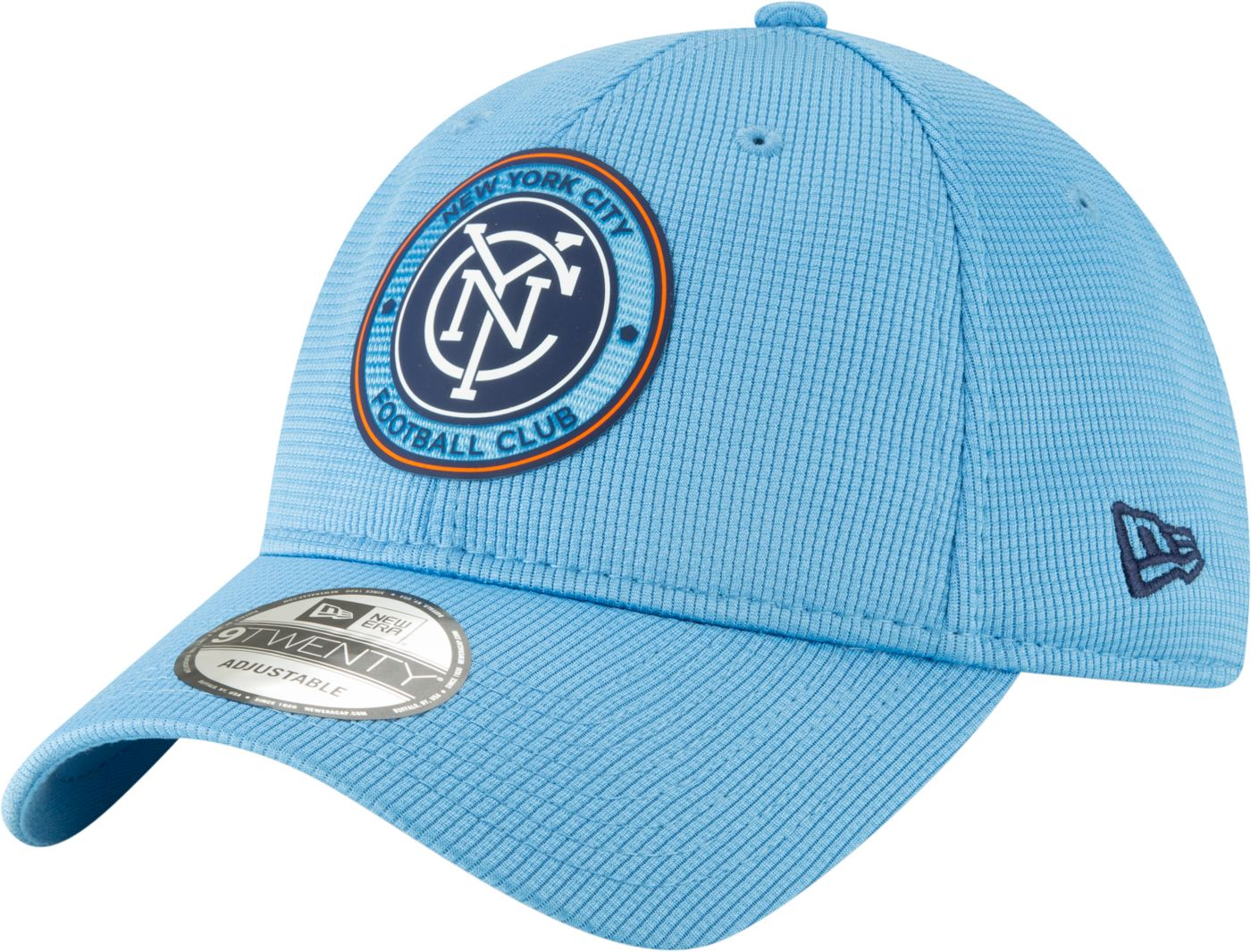 New Era Men's New York City FC 9Twenty Adjustable Hat
