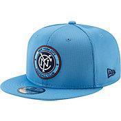 MLS Men's New York City FC 9Fifty Snapback Adjustable Hat