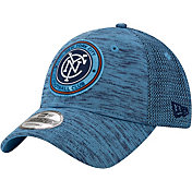 New Era Men's New York City FC 9Twenty On Field Adjustable Hat