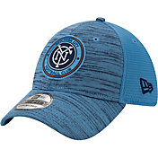 New Era Men's New York City FC Classic 39Thirty On Field Stretch Fit Hat