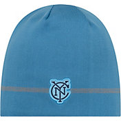 New Era Men's New York City FC On Field Knit Beanie