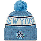 New Era Men's New York City FC Sport Knit Beanie