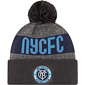 MLS Men's New York City FC Pom Knit Beanie