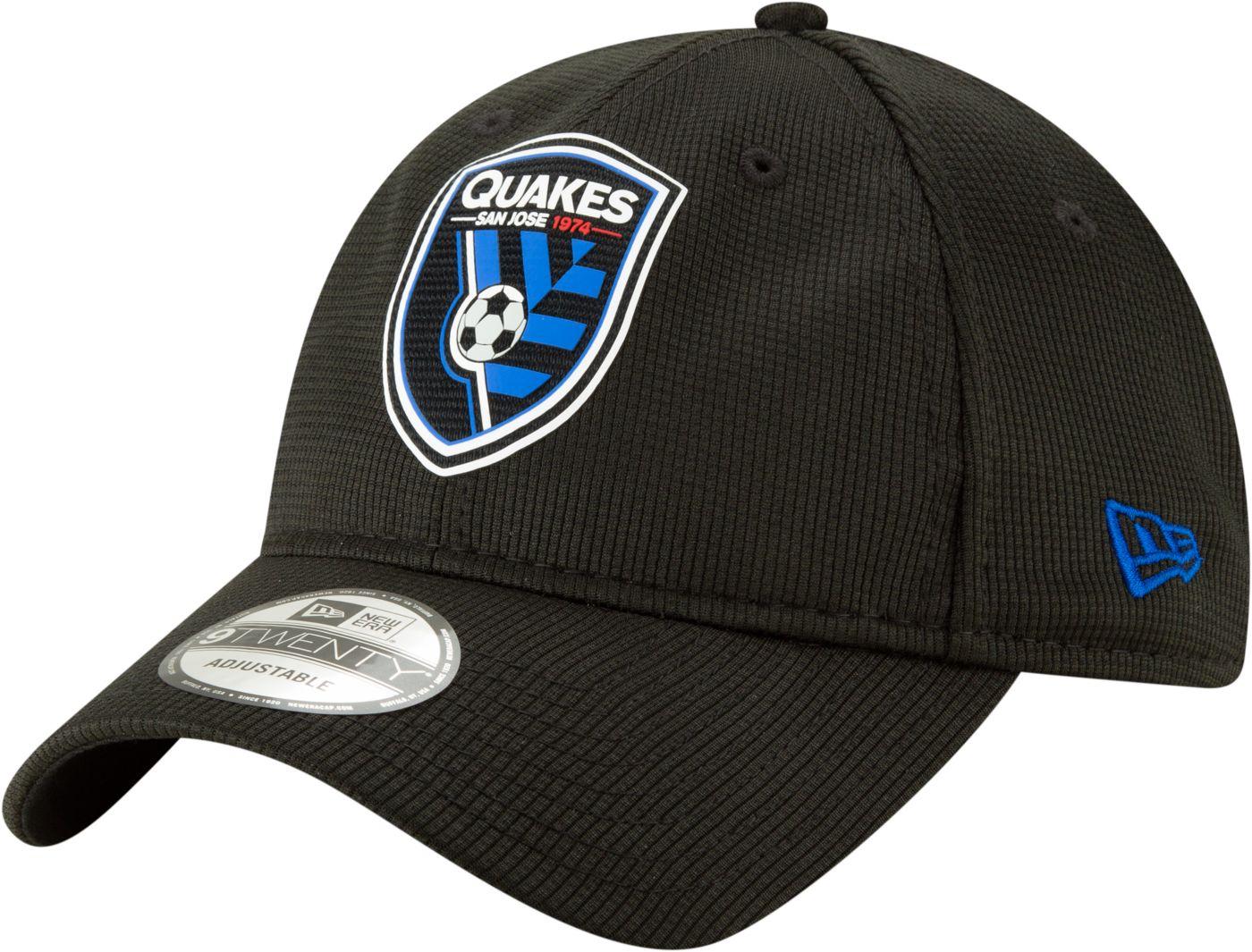 MLS Men's San Jose Earthquakes 9Twenty Adjustable Hat