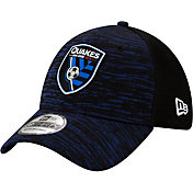 New Era Men's San Jose Earthquakes Classic 39Thirty On Field Stretch Fit Hat