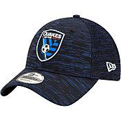 New Era Men's San Jose Earthquakes 9Twenty On Field Adjustable Hat