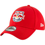 New Era Men's New York Red Bulls Classic 39Thirty Stretch Fit Hat